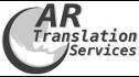 logo de AR Translation Services