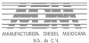 logo de Manufacturera Diesel Mexicana