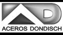 logo de Aceros Dondisch