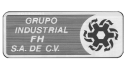 logo de Grupo Industrial FH