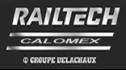 logo de Railtech Calomex S. de R.L. de C.V.
