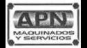 logo de Apn Maquinados y Servicios