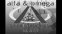 logo de Alfa & Omega Extinguidores S.A. de C.V.