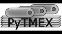 logo de Perforados Y Transformacion Metalica Xico