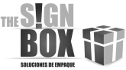 logo de The Sign Box