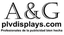 logo de A&G plvdisplays S.L.