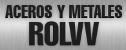 logo de Aceros y Metales Rolvv