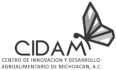 logo de Centro de Innovacion y Desarrollo Agroalimentario de Michoacan