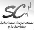 logo de Soluciones Corporativas y de Servicios