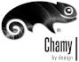 logo de Chamy by Design